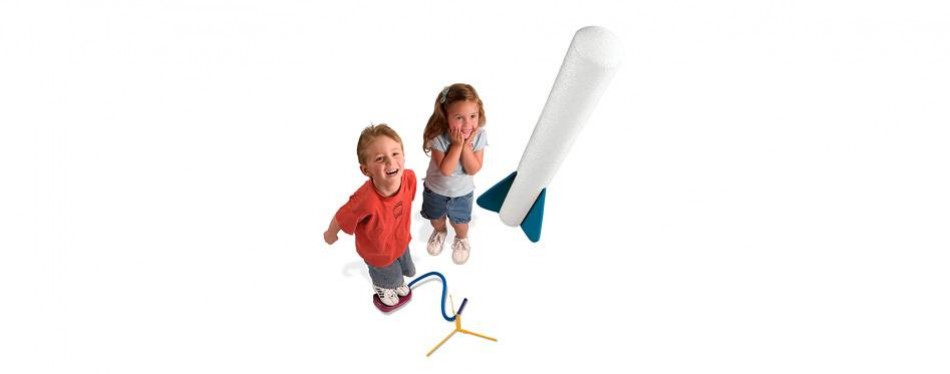 stomp rocket jr. glow 4 foam rockets