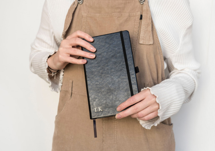 Stone The Chef's Notebook