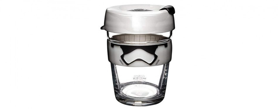 stormtrooper reusable coffee cup