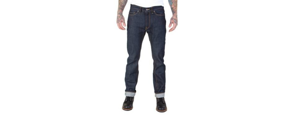 stovall and young the martin copper american made jeans