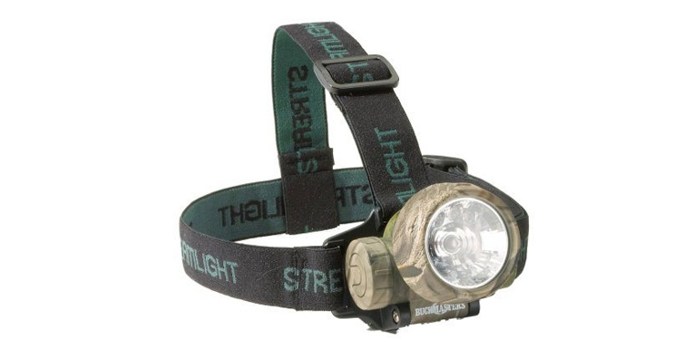 streamlight 61070 buckmasters trident hunting headlamp