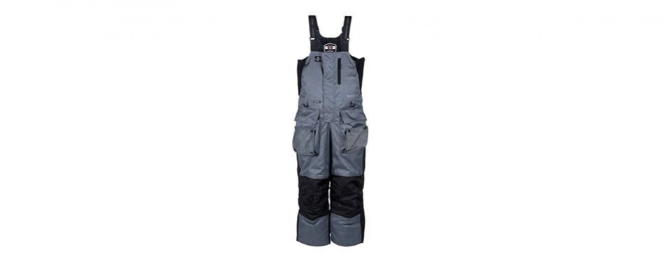 striker ice si hardwater bib