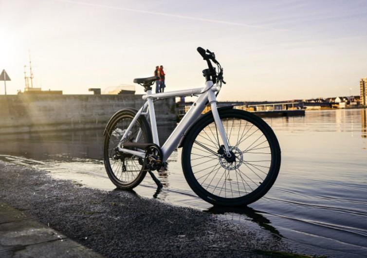 Strom City E-Bike