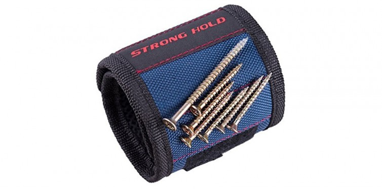 Strong Hold Magnetic Wristband