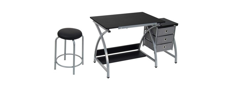 Fantastic 10 Best Drafting Tables In 2019 Buying Guide Gear Hungry Creativecarmelina Interior Chair Design Creativecarmelinacom