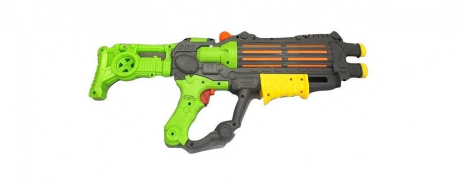 stuff n junk dual steam water gun