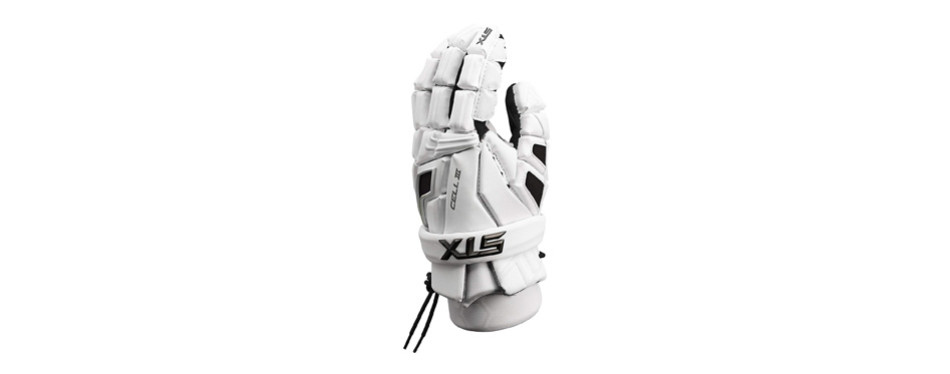 stx lacrosse cell 3 gloves