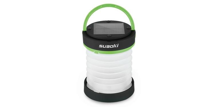 suaoki led camping lantern