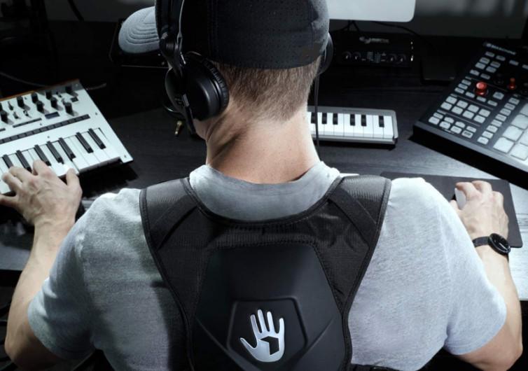 subpac m2x wearable haptic audio system