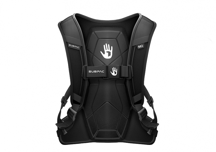 SubPac S2 Seatback