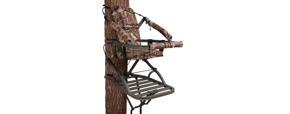 summit treestands viper sd