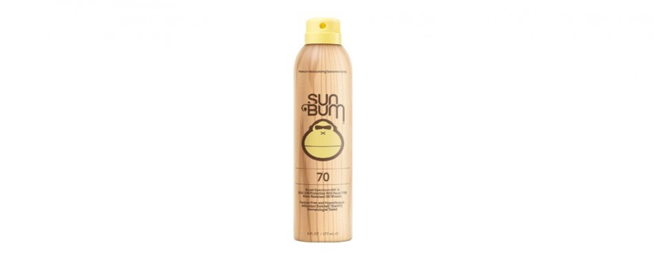 sun bum original moisturizing sunscreen spray