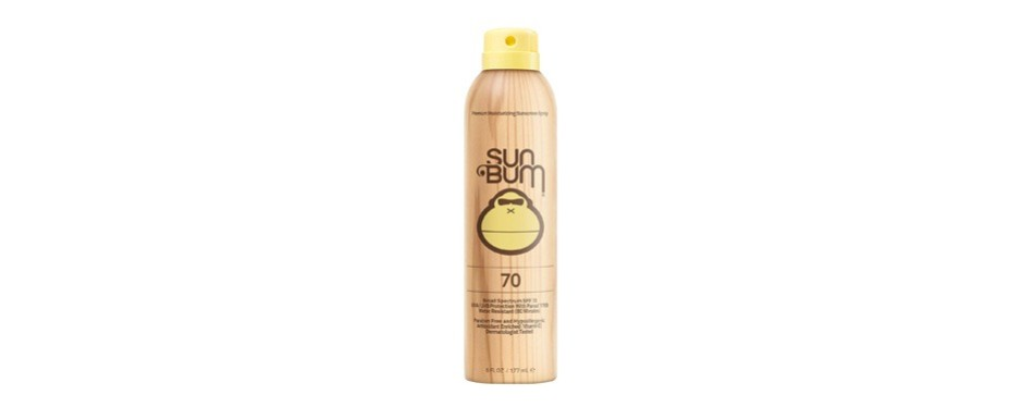 sun bum original moisturizing sunscreen spray