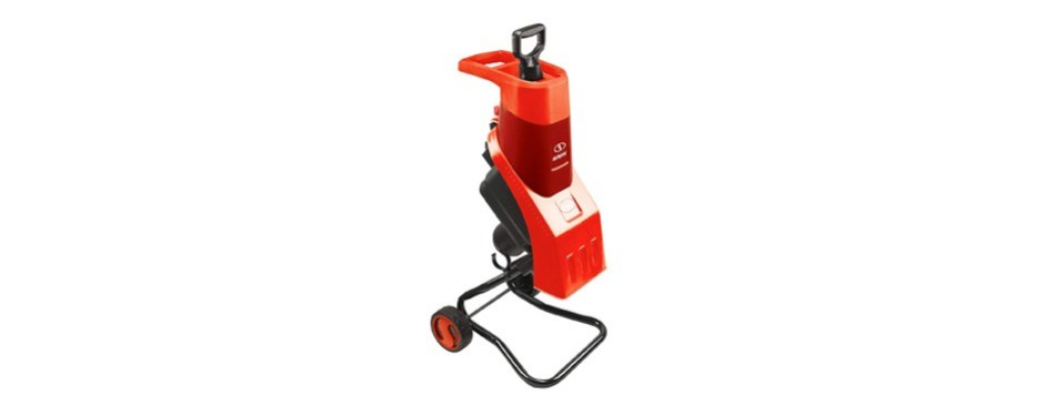 sun joe cj602e-red wood chipper/shredder