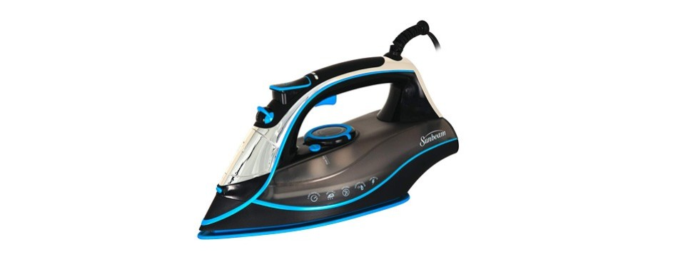 sunbeam aero ceramic soleplate iron