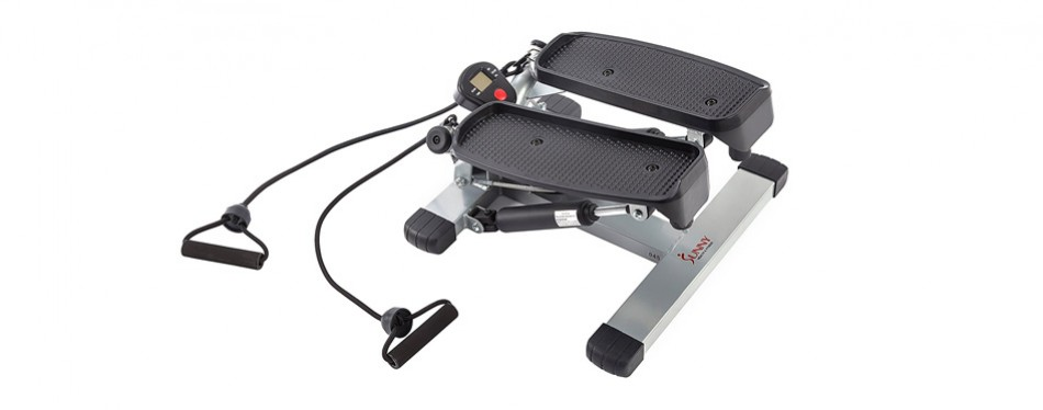 sunny health & fitness 045 twister stepper