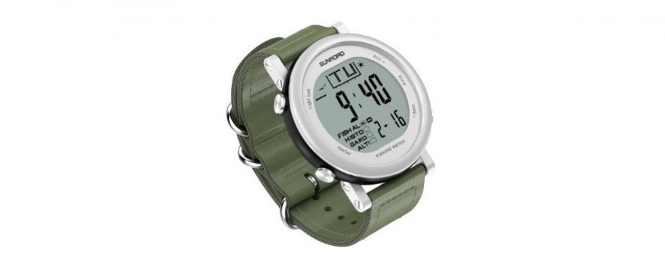 sunroad outdoor fishing watch
