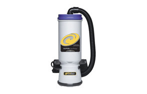 super coachvac commercial backpack vacuum cleaner