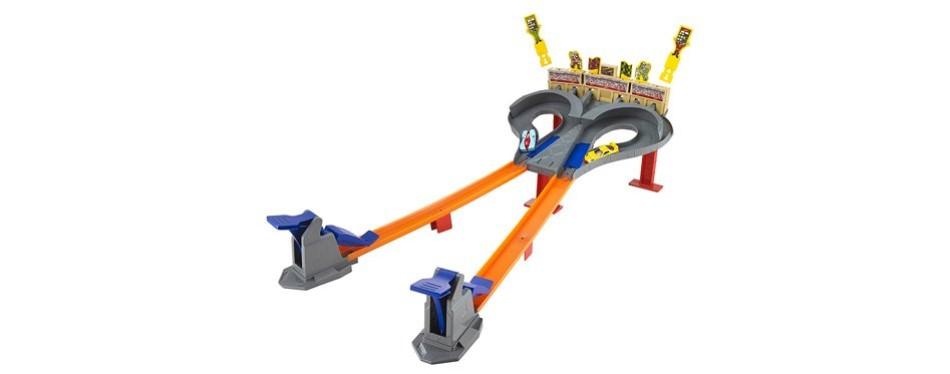 super speed blastway hot wheels track set