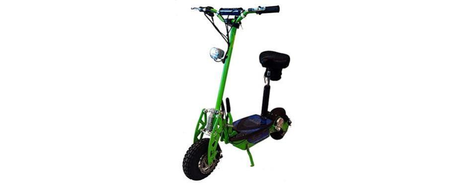 super turbo elite 36v electric scooter