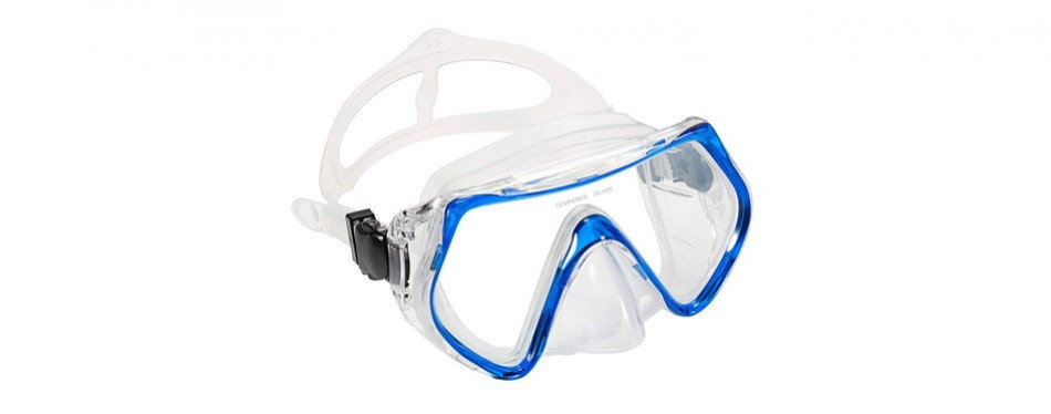 supertripsnorkelling and freediving mask