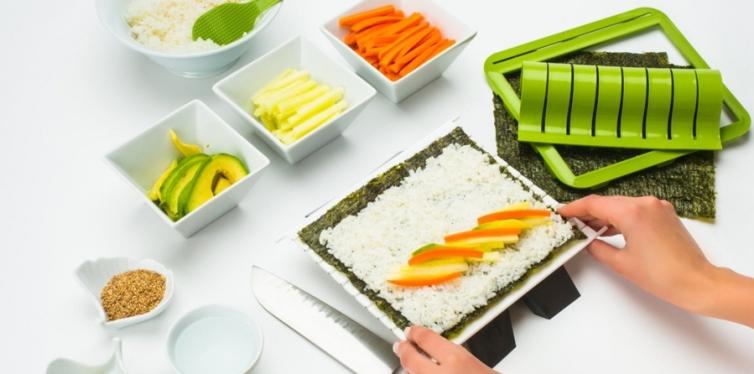 sushiquik sushi making kit