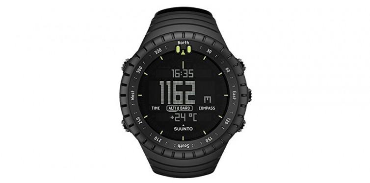 Suunto Core All Black Military Compass Watch