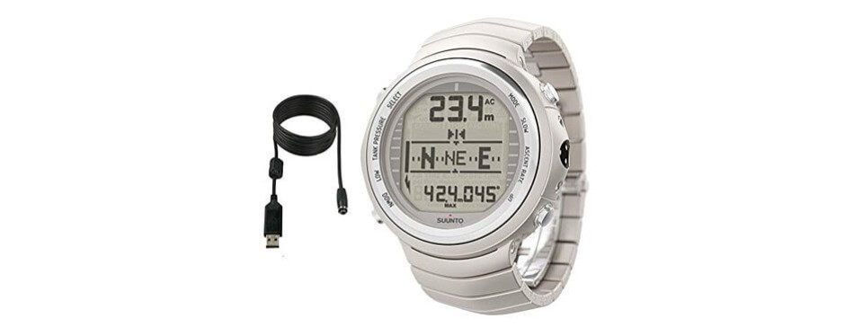 suunto d9tx titanium dive wrist watch