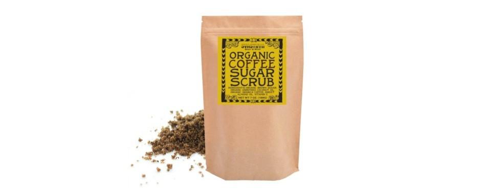 svasthya organic coffee sugar scrub