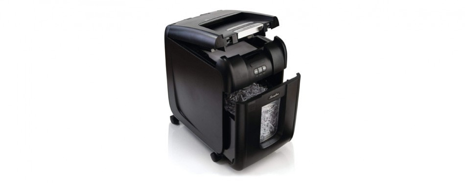 swingline stack and shred 230x paper shredder