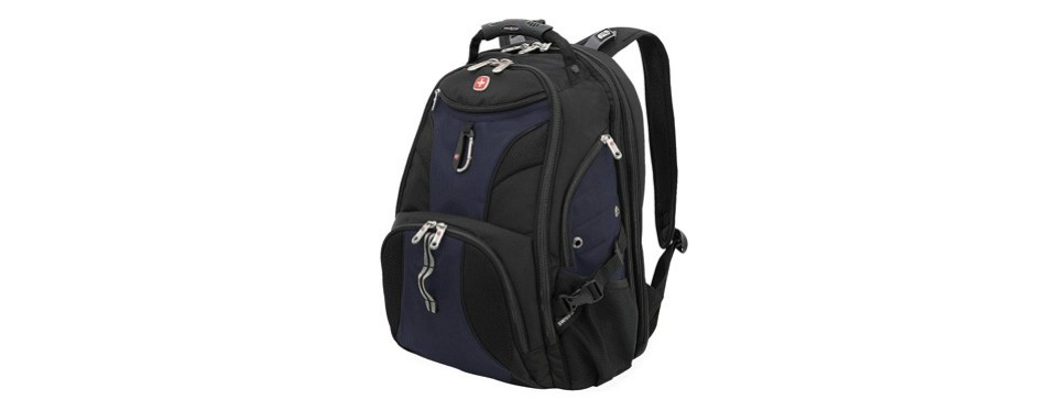 swissgear travel gear 1900 scansmart laptop backpack