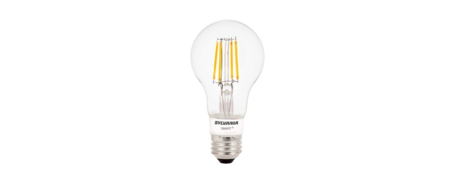 sylvania 74979 a19 filament soft white led bulb