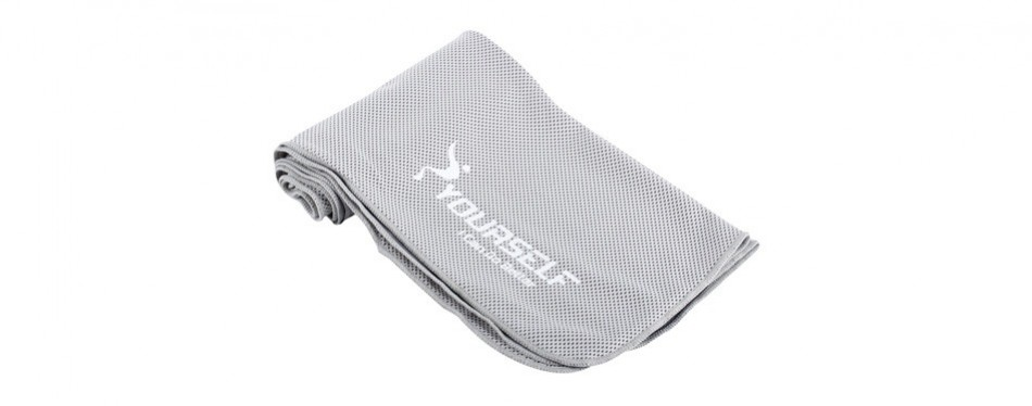 syourself cooling relief towel