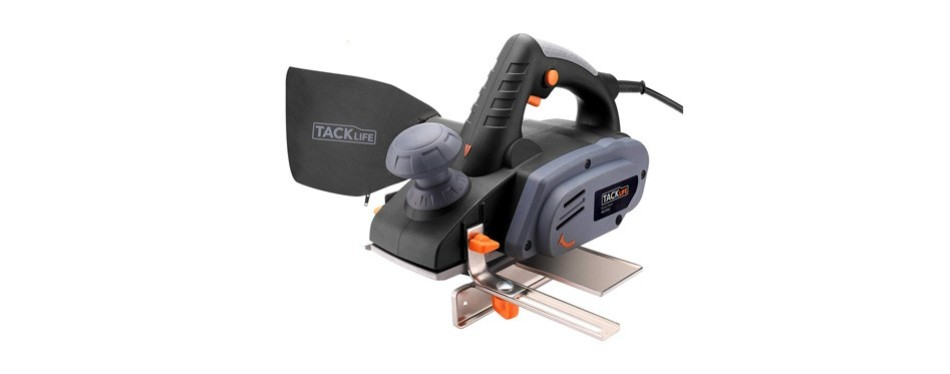 tacklife 7.5-amp electric hand planer