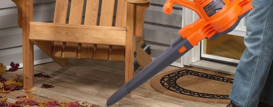 tacklife leaf blower vacuum, 12 amp 3-in-1 high performance