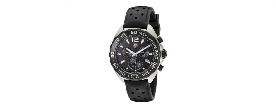 tag heuer formula 1 analog swiss quartz