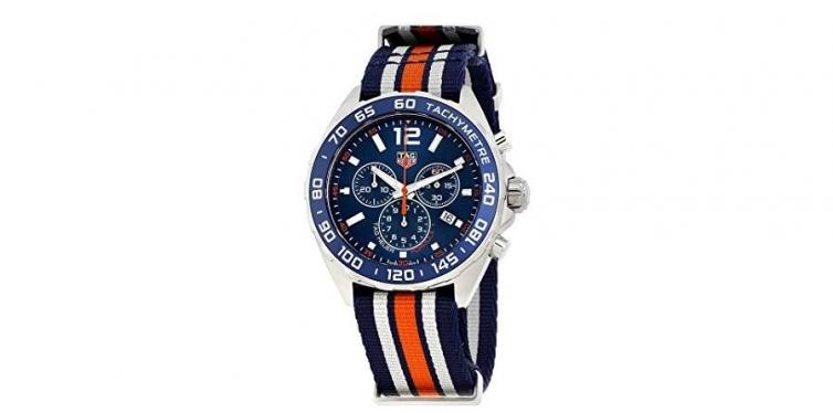 TAG Heuer Formula 1 Blue Chronograph Men's Watch CAZ1014.FC8196