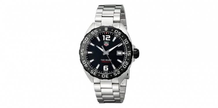 tag heuer mens stainless steel watch
