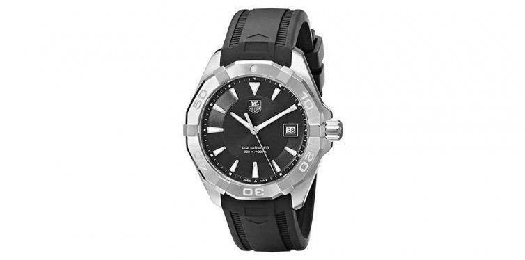 TAG Heuer Stainless Steel Pilot's Watch