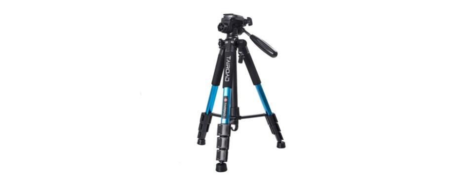 """tairoad 55"""" camera tripod"""