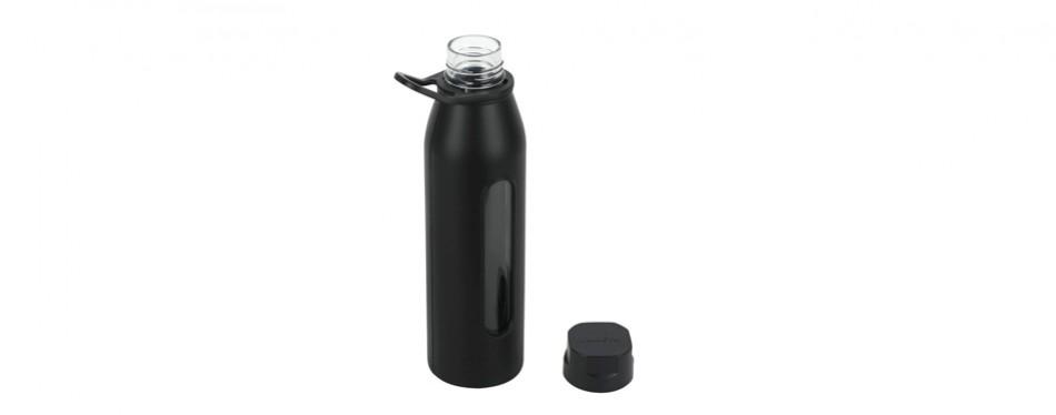 takeya classic glass water bottle