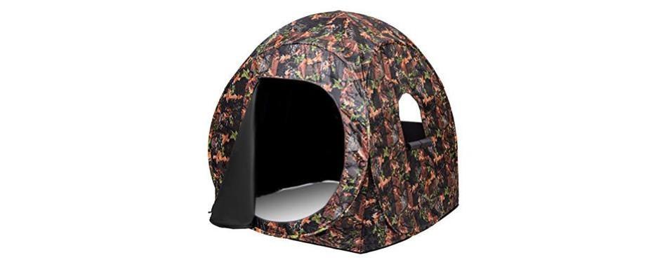 tangkula hunting tent portable hunting blind