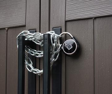 Tapplock Smart Lock