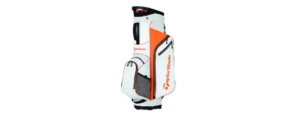 taylormade 2017 golf cart bag 5.0