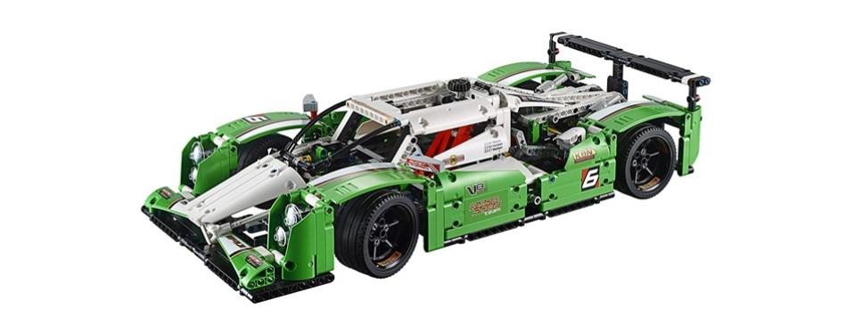 technic 24 hours race lego car