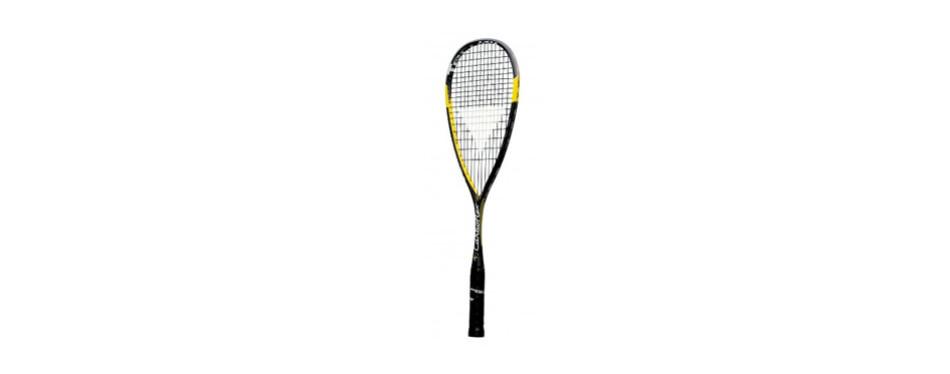 tecnifibre carboflex squash racquet series
