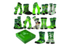 teehee special st. patrick's day 12-pairs socks