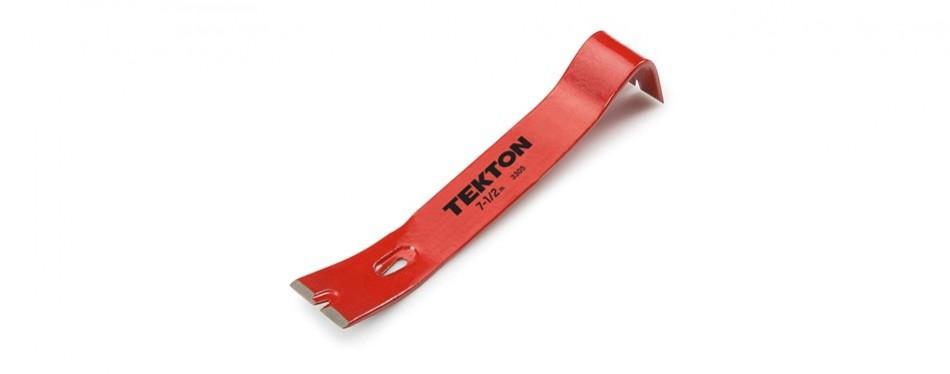tekton 3305 71/2-inch utility pry bar