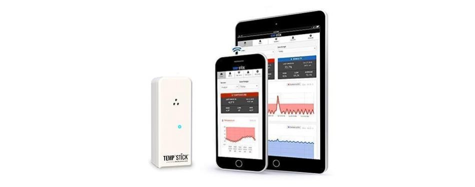 temp stick wireless remote temperature and humidity sensor