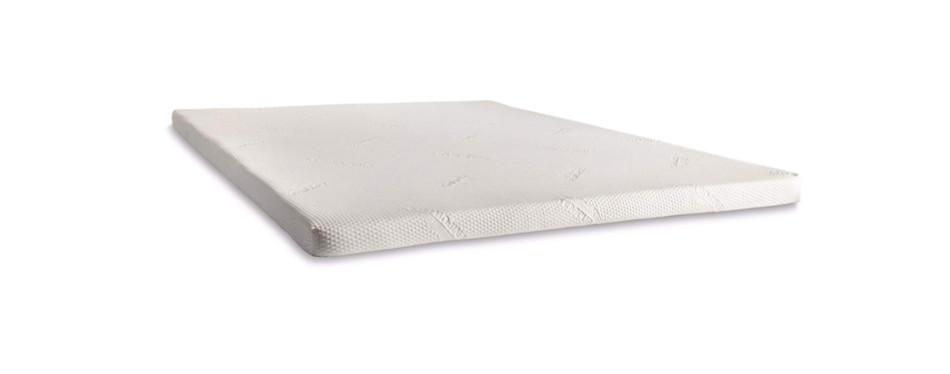tempur-pedic tempur supreme 3-inch premium foam mattress topper